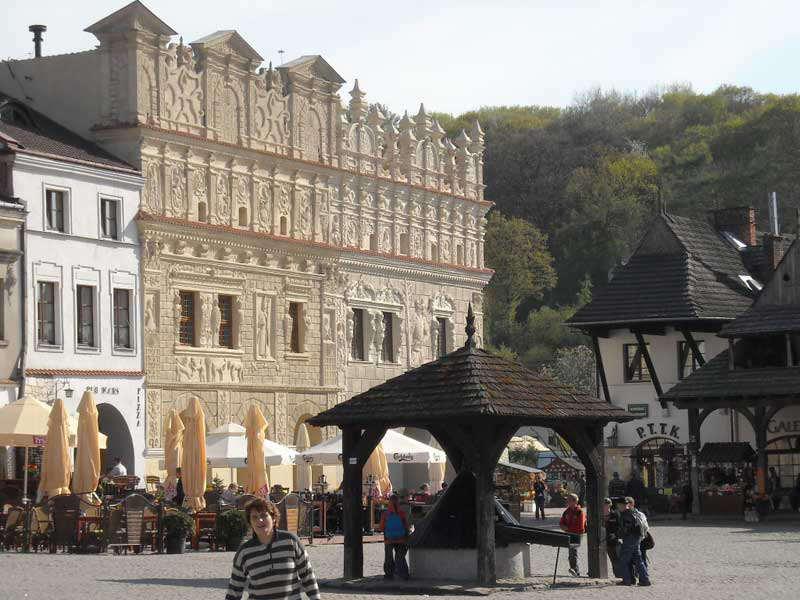Kazimierz Dolny - Kamienica Celejowska