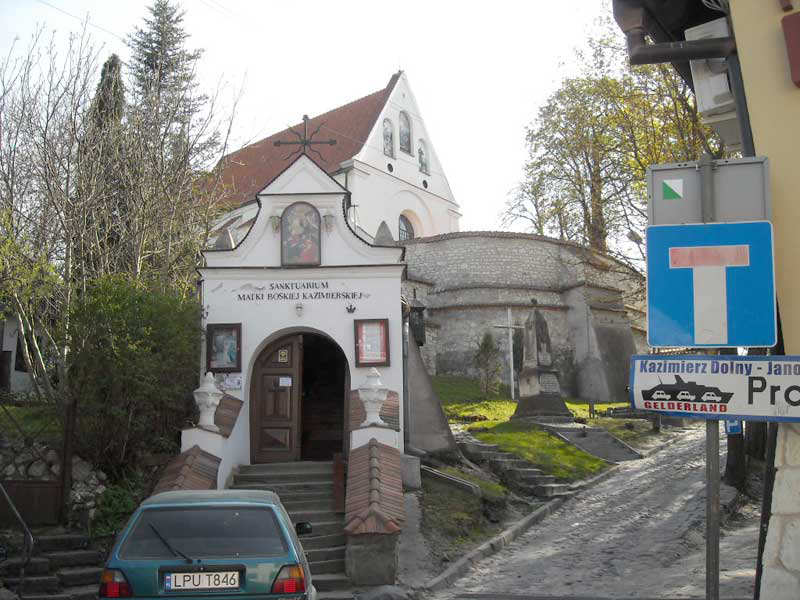 Kościół Zwiastowania NMP i klasztor Reformatów